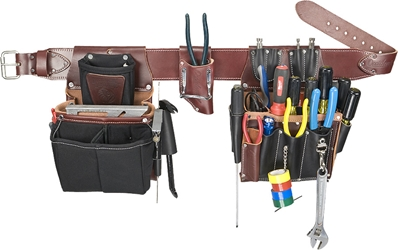 5590 Commercial Electricians Tool Bag Set Occidental 5590 Commercial Electricians Tool Bag Set